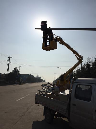 莱芜钢城区施工案例
